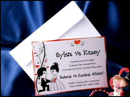 Turkische Hochzeitskarten Einladungskarten Hochzeit Mannheim  Tolcu.com